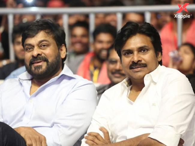 Pawan admits the rift with Chiranjeevi during PRP merger: Who united them?