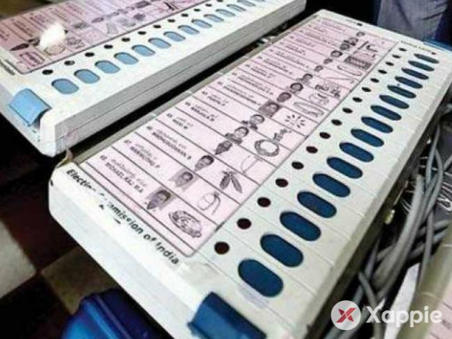 Malfunctioning of EVM's and Clashes led polling to continue till midnight in AP