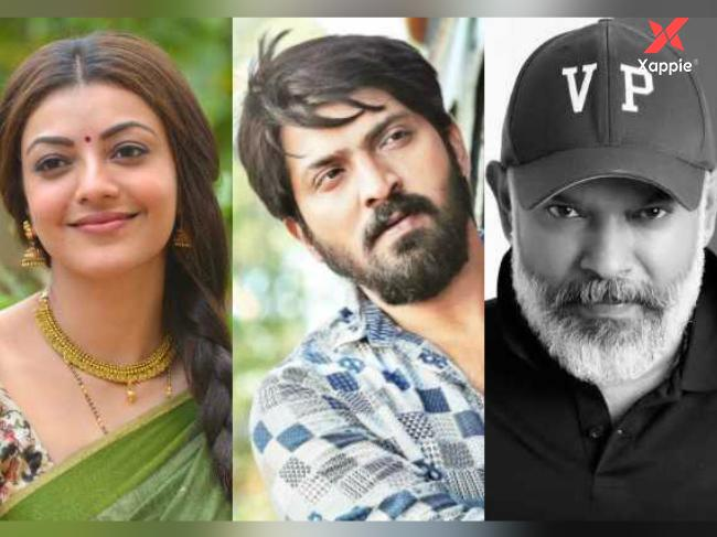 Kajal Aggarwal and Vaibhav rejoined!