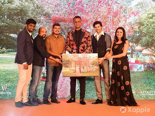 Director KS Ravikumar, Actor Ganesh Venkatraman and other celebrities launch Karthik Srinivasan's new calendar, 'Entwined'
