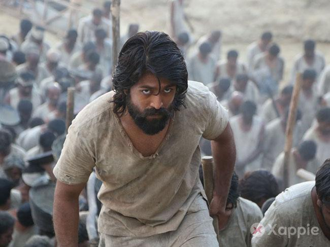 KGF Box Office collection 5 Days Telugu States