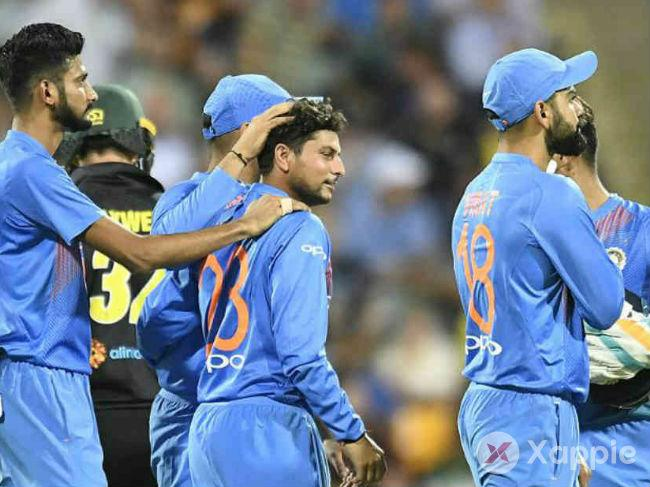 Kuldeep Yadav jumps to second spot in ICC T20I Bowling Rankings
