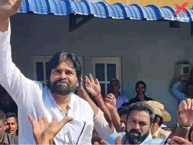 Janasena's long march is a huge success!