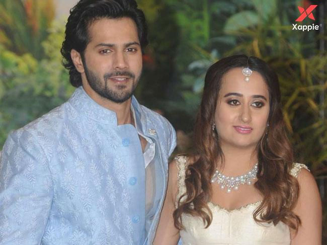 Varun Dhawan dismisses the marriage reports with Natasha Dalal