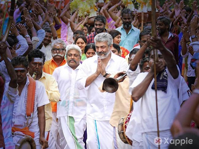 Viswasam Box Office Collection Day 39