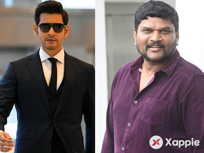 Is this the theme of Mahesh Babu and Parasuram's film?