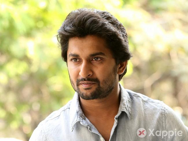 Did Nani just borrow Chiranjeevi's blockbuster film's title?