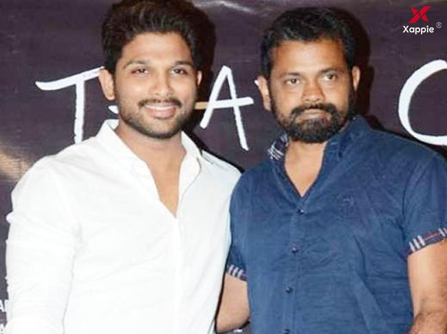 When will Allu Arjun and Sukumar's next start?