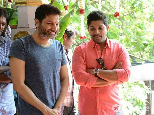 Trivikram Srinivas and Allu Arjun to take the same route?