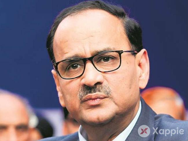 Ex-CBI Chief Alok Verma's Resignation not accepted