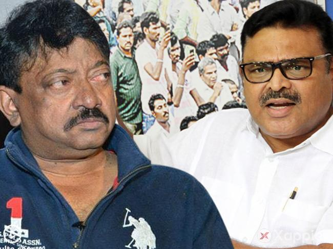 Varma meets a YSRCP leader: Grabs the media attention
