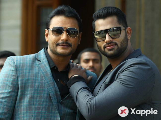 Darshan and Abhishek will be seen together for a Kodava song in Amar