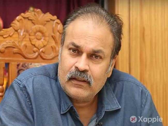 Naga Babu is back with his YouTube videos