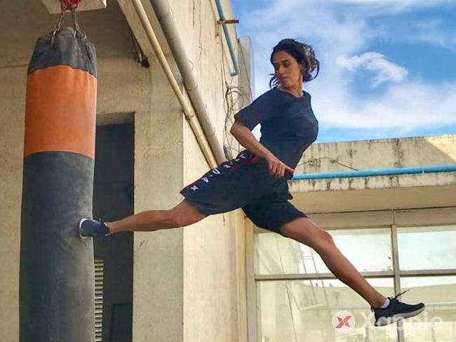 Disha Patani comes up with sight of her new fierce workout session