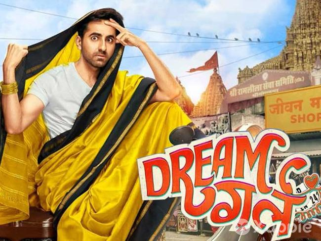 Ayushmann jam-packed with larger crowds during the shoot of Dream Girl