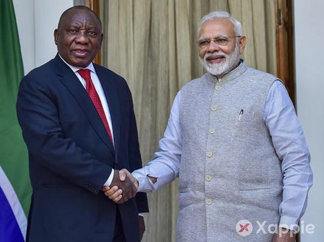 India & South Africa sealed 3-year strategic programme