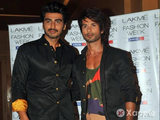 Shahid Kapoor and Arjun Kapoor are the frontrunners for the titular role of Sharaabi