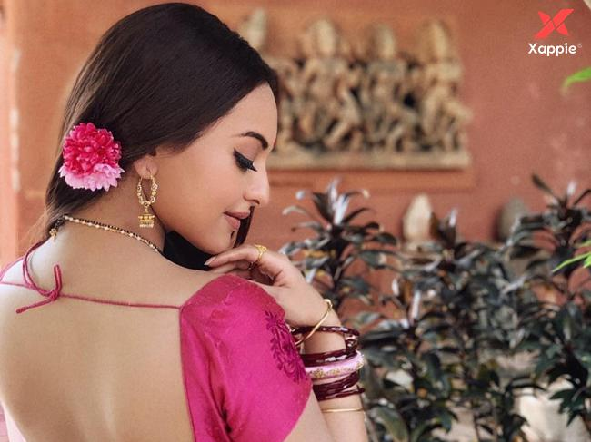 Sonakshi Sinha unveils her look from Dabangg 3
