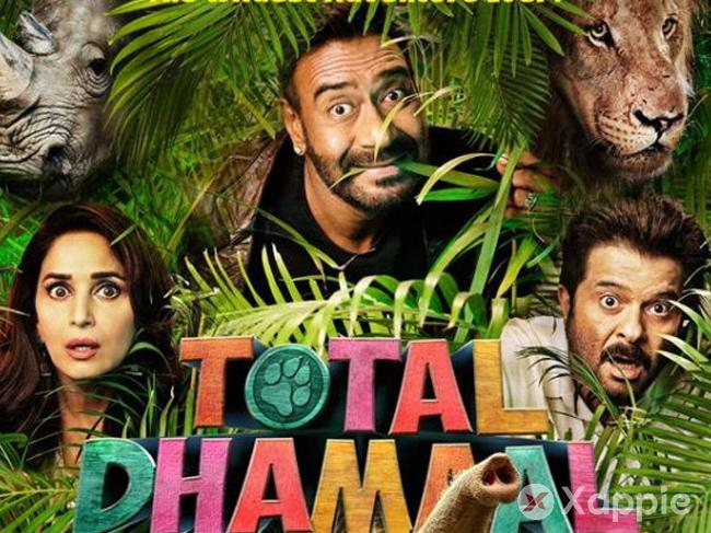 Total Dhamaal Box Office Collection Day 5