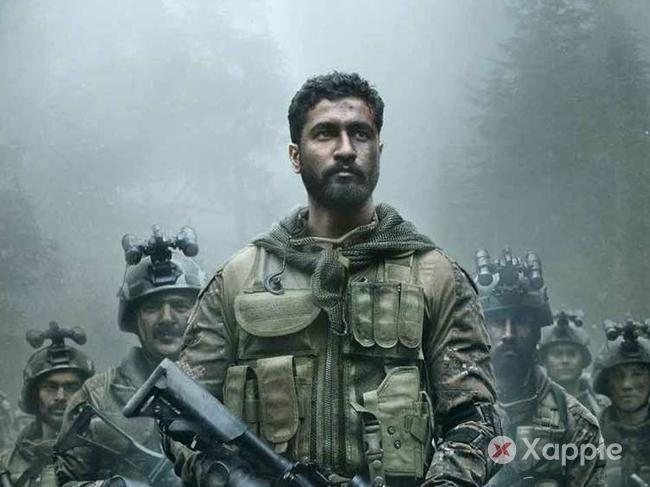 Uri The Surgical Strike Box Office Collection Day 53