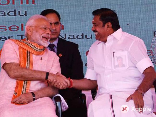 Modi lays foundation for ₹1,264-crore AIIMS project in Madurai