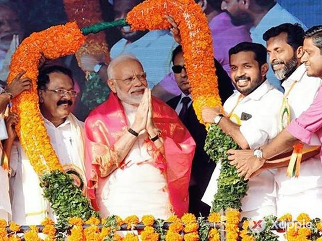 Kerala's cultural ethos under threat: PM Modi