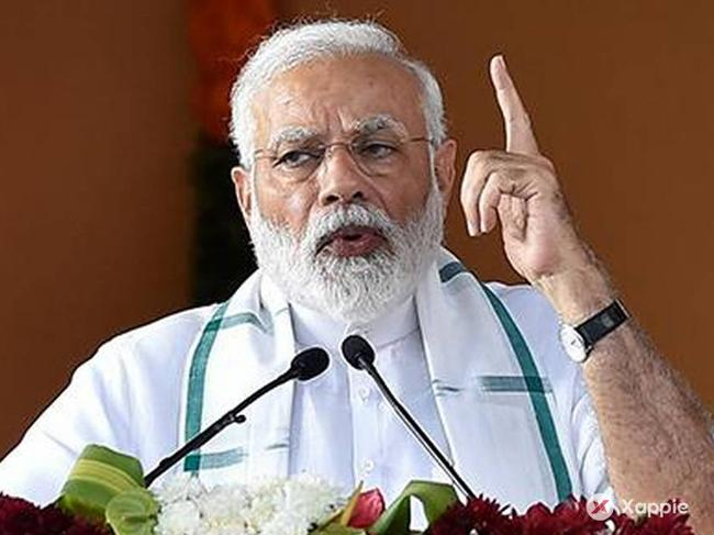 Congress won't fulfil regional aspirations: Narendra Modi