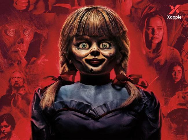 Annabelle Comes Home 2019 | Annabelle 3 Full Movie Download Leaked Online By Tamilrockers