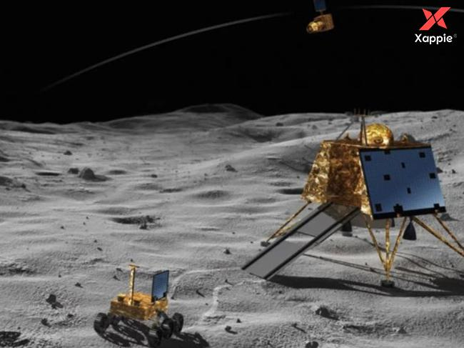 Big news: Chandrayaan-2 still on! Vikram Lander location found