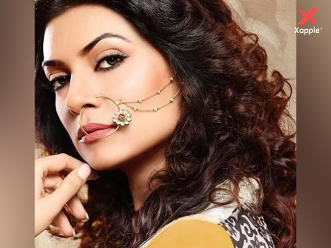 Sushmita Sen looks adorable in her latest picture on internet