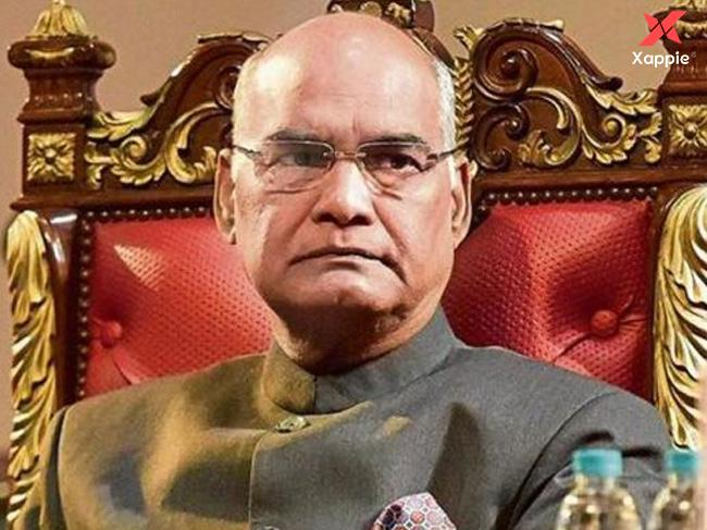 Pakistan denies President Ram Nath Kovind permission to enter its airspace