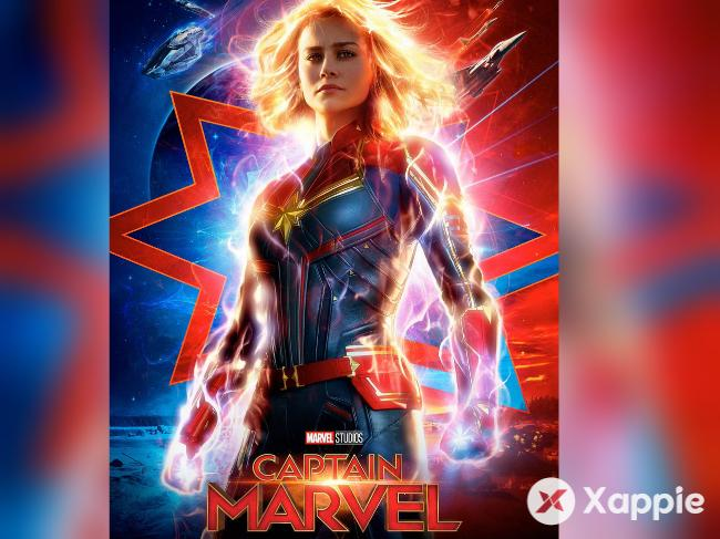 Captain Marvel opens huge at the Indian box office - Superb first weekend