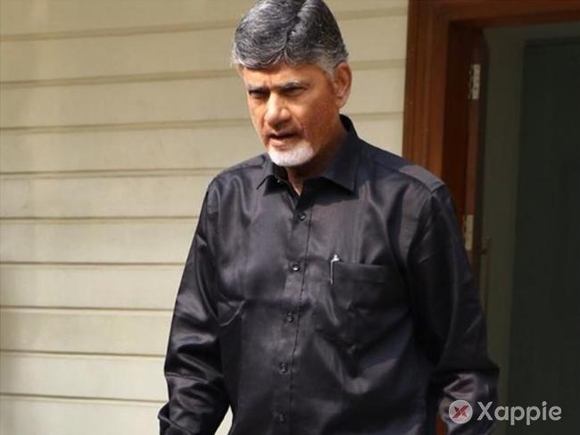 Naidu using public Money for Elections?