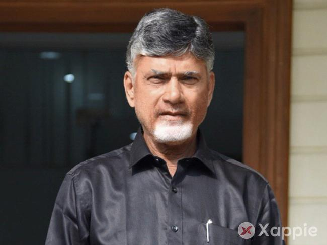 Babu breathes fire on BJP in Parliament..!