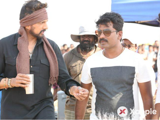 Charges Filed against Kichcha Sudeep and The Villain Director Prem