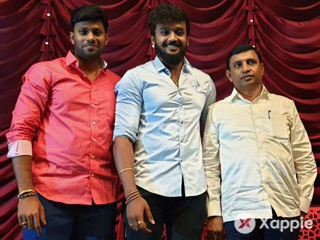 Dhanveerah next with Bhaarate Director Chethan Kumar movie launched