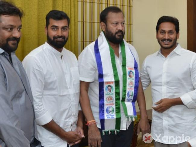 Jr NTR father-in-law gets a key post in YSRCP