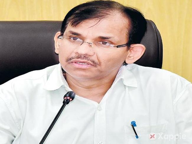 AP Chief Election Officer Dwivedi rules out the theft of voters' data