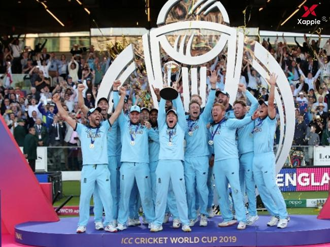 England win first World Cup despite tied Super Over vs New Zealand