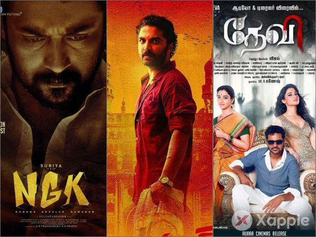 Disappointing start for NGK, Devi 2 and Falaknuma Das