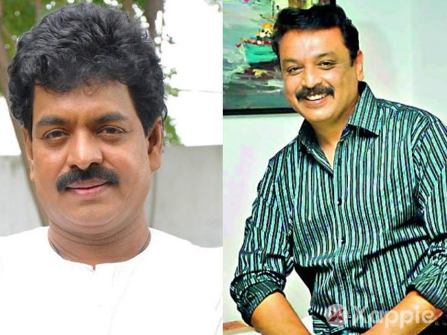 Naresh and Sivaji both met Chiru for support