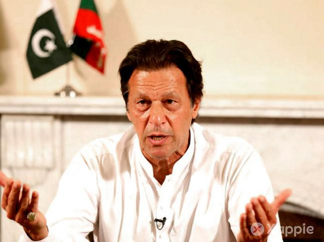 Pakistan's PM Imran Khan: 'We will retaliate if attacked.'