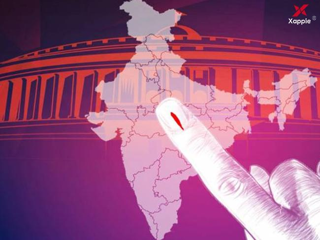 National Parties leading in key constituencies in Lok Sabha elections