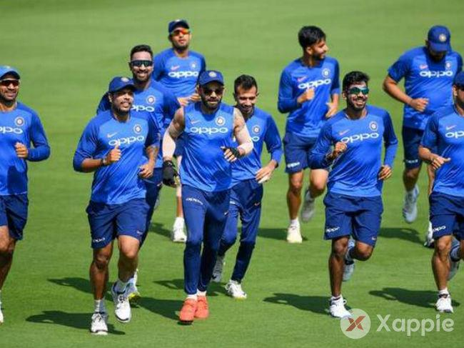 India cricket squad and India's World Cup Matches fixture