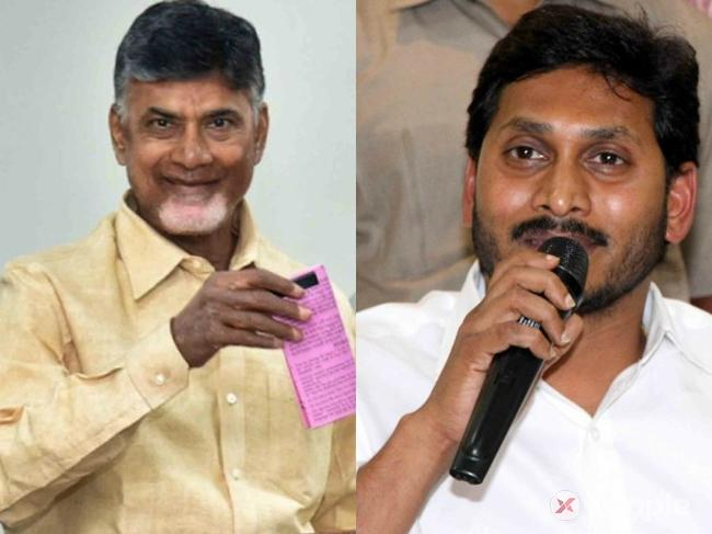Survey predicts that YSRCP beats TDP in LokSabha Polls..!