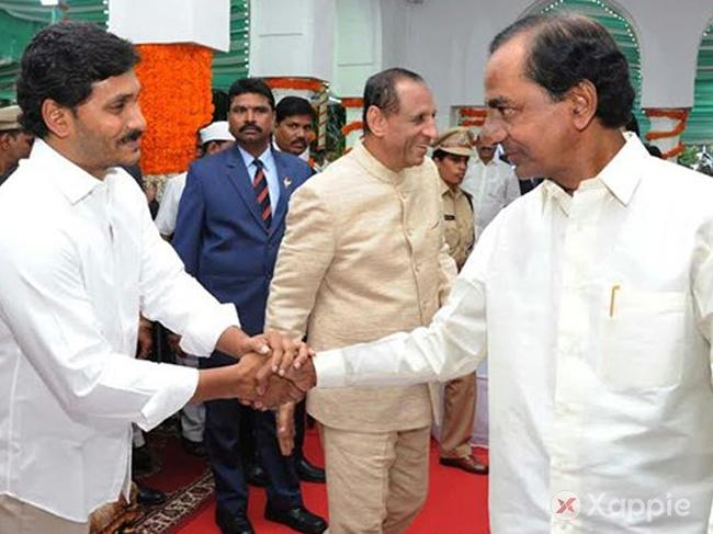 KCR's support turns bad for YSRCP?