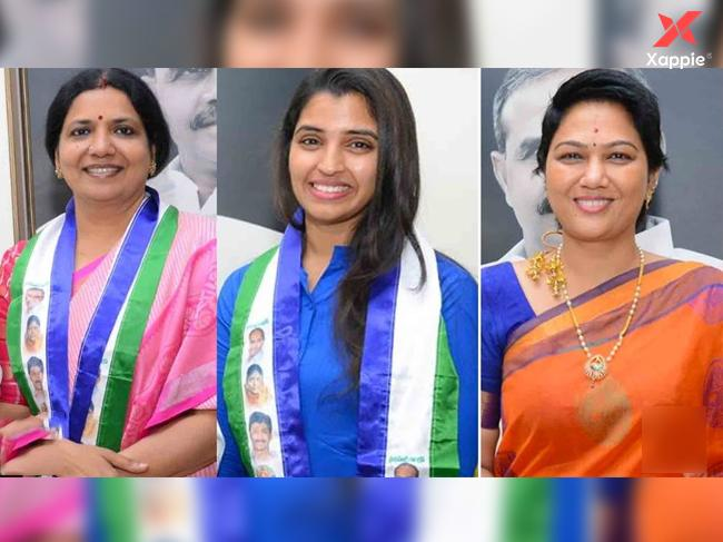 Rajasekhar - Jeevitha couple comes back to YSRCP: Artist Hema and anchor Syamala takes the same path