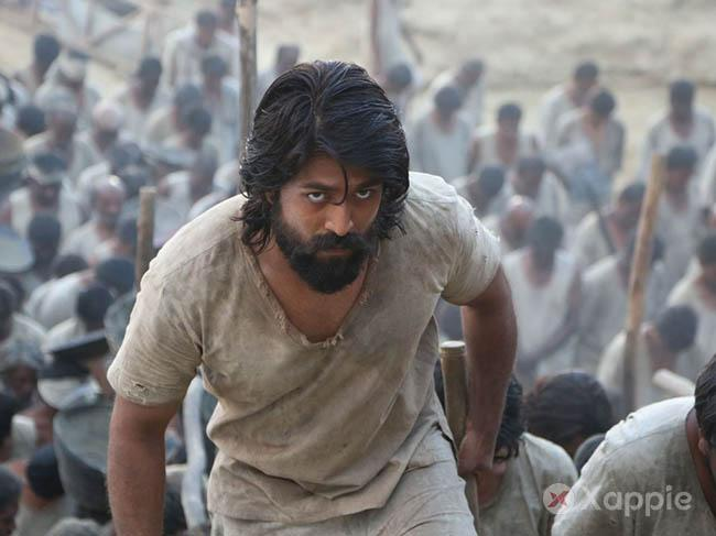 KGF 2days Worldwide Collections!