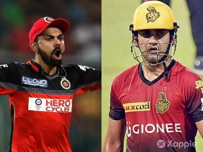 Kohli responds on Gambhir's criticism !