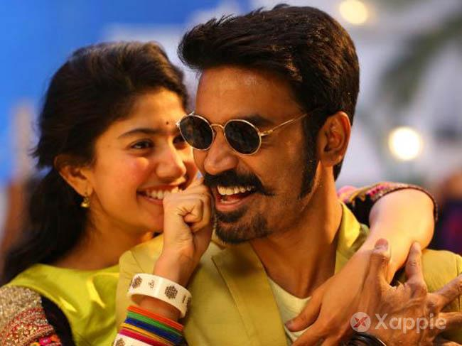 Maari2 First day worldwide collections